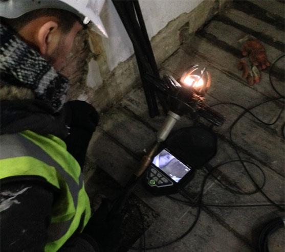 CCTV Surveys London